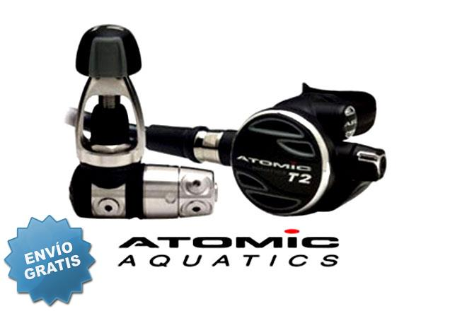 Regulador Atomic Aquatics T2